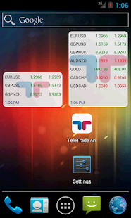 TeleTrade Analytics - screenshot thumbnail