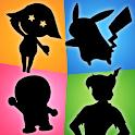 그림자캐릭터퀴즈 icon