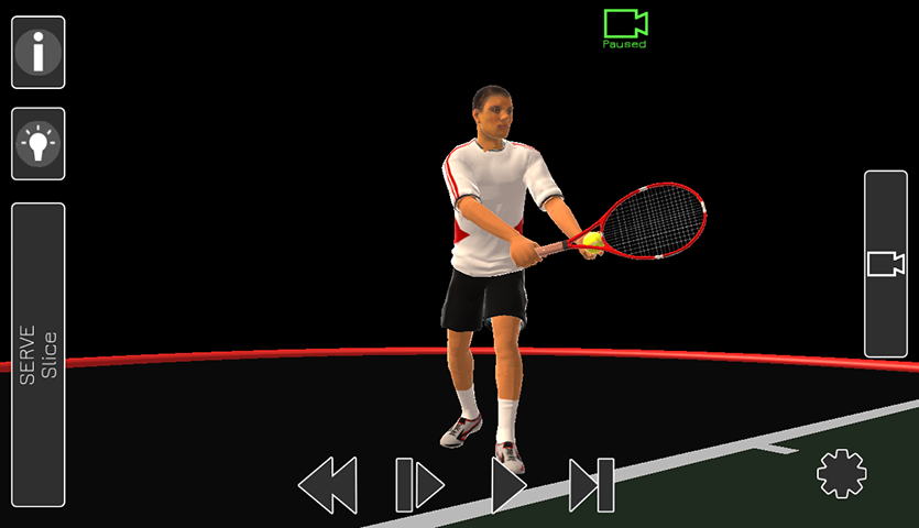 Tennis Edge Academy- screenshot