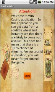Casino Win PRO (Roulette Odds) - screenshot thumbnail