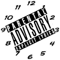 Parental Advisory Alarm Clock logo