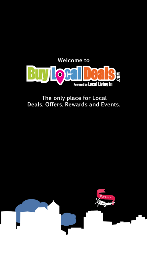 Buy Local Deals- screenshot