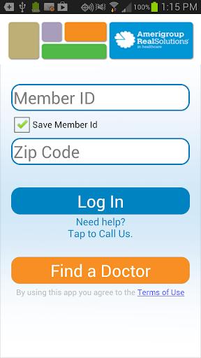 【免費健康App】Amerigroup Mobile-APP點子