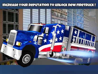 Fire Truck 3D - screenshot thumbnail