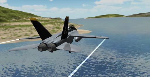 F18 Airplane Simulator 3D 1.0 screenshots 1