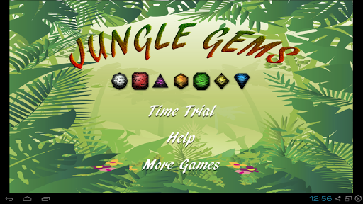 Jungle Jewels Match 3