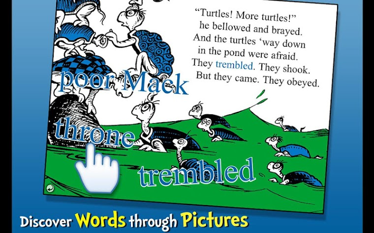 Yertle the Turtle - Dr. Seuss Screenshot