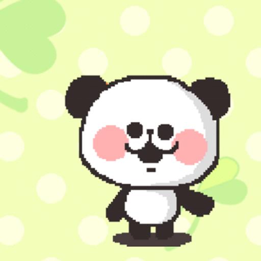 个人化のゆるパンダと遊ぼう LOGO-記事Game