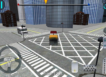 3D City driving - Bus Parking 1.2 screenshot 639151
