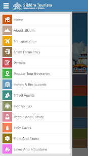 Sikkim Tourism Official- screenshot thumbnail
