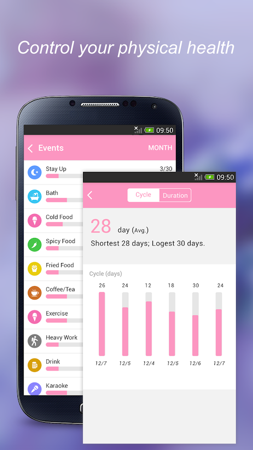 Monthly Cycles Period Tracker Android Apps On Google Play