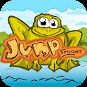 Jump Frogger icon