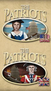 The Patriots UK Lite - screenshot thumbnail