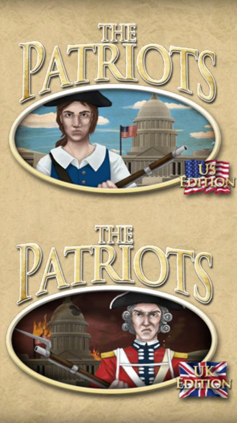 The Patriots UK Lite - screenshot