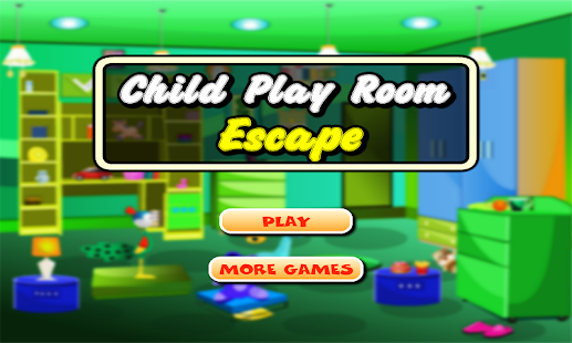 Child Play Room Escape Games