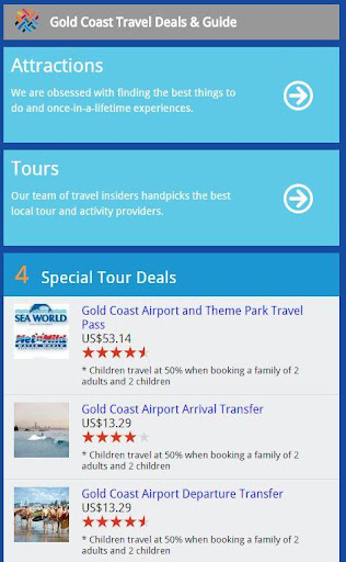 Gold Coast Travel Deals Guide
