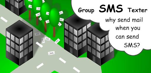 Group SMS Texter APK 0