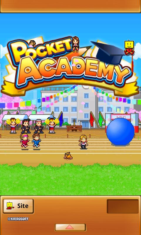 Pocket Academy- screenshot