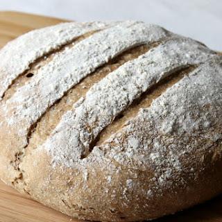 Crusty Wheat Bread Recipes.