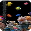 3D Underwater world logo