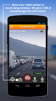 Car DVR and GPS navigator