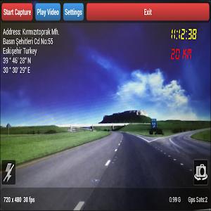 CarRec DVR - car camera, dashboard video recorder | FREE