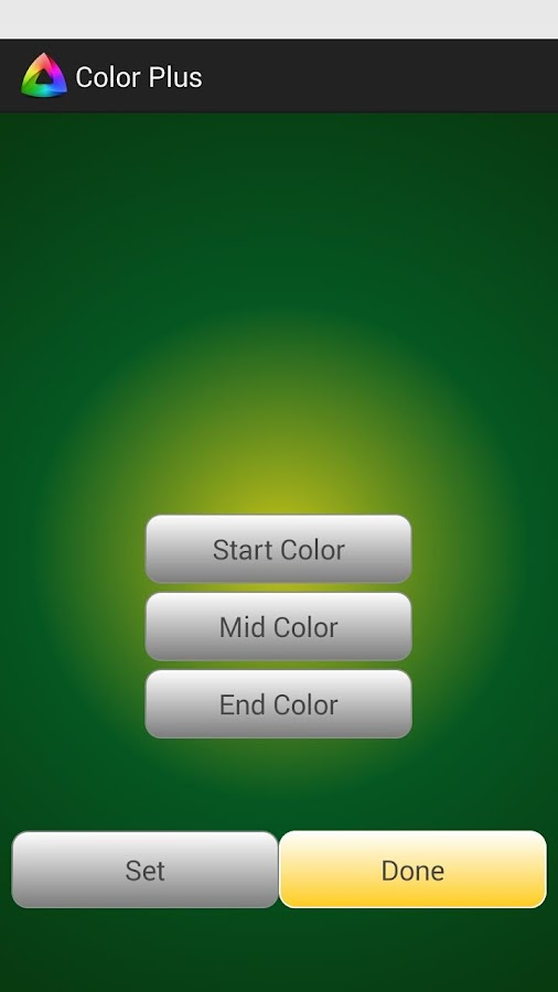 Color Plus- screenshot