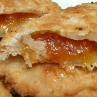 Lela's Fried Peach Pies.