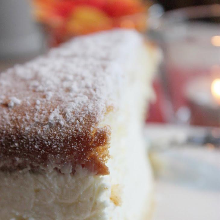 Cheese and Cream Cake