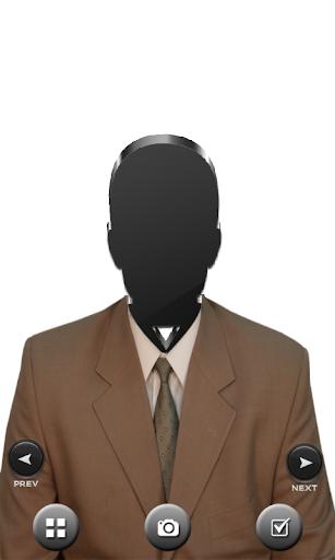 Man suit photo New
