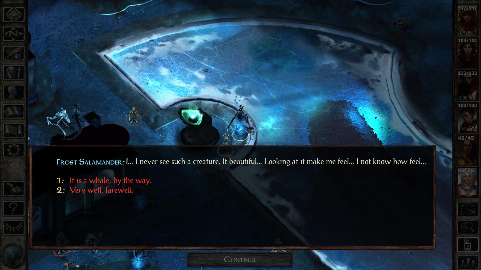 Icewind Dale: Enhanced Edition screenshot #2