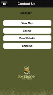 Emerson Golf Club- screenshot thumbnail