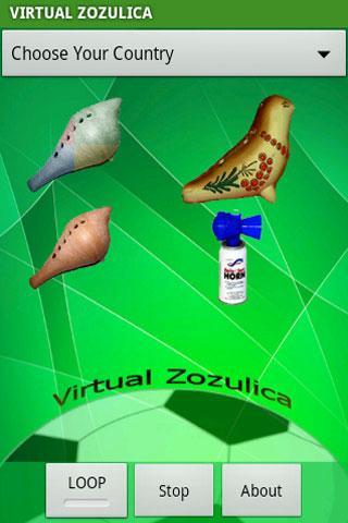 Zozulica - screenshot