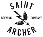 Logo for Saint Archer Brewing Co.