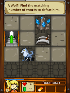 Memory Quest:Dungeon Adventure v1.0