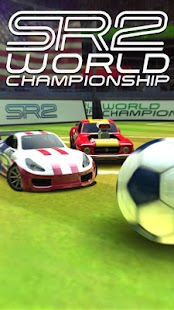 SoccerRally World Championship - screenshot thumbnail