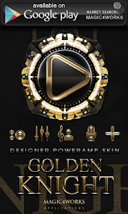 GO Locker Theme Golden Knight - screenshot thumbnail