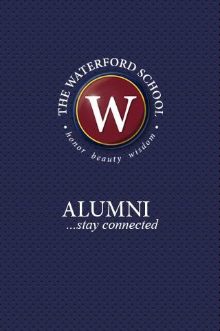 Waterford School Alumni Mobile
