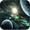 Galaxy 3D Space icon