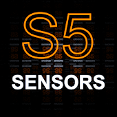 S5 Sensors and Battery Status
