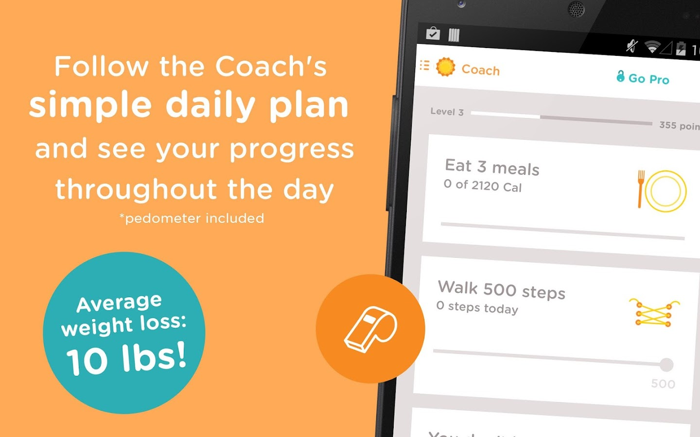 Noom Coach: Weight Loss Plan- screenshot