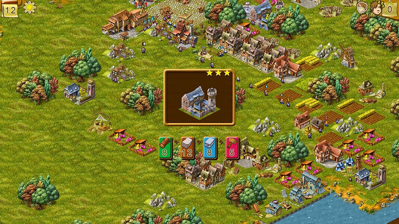 Townsmen 6 FREE - screenshot