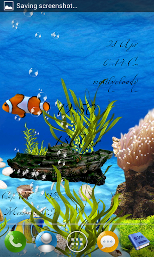 Aquarium Live Wallpapers for Android - Android Live Wallpaper ...