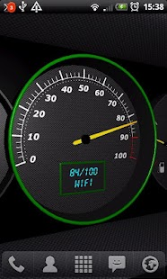 3D Speedometer Live Wallpaper- screenshot thumbnail