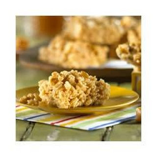 Caramel KELLOGG'S® RICE KRISPIES TREATS®