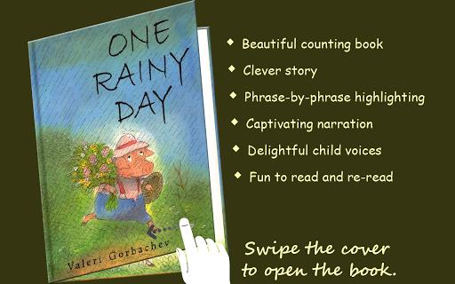 【免費教育App】One Rainy Day-APP點子