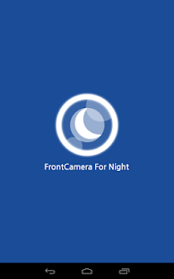 Front camera for Night - screenshot thumbnail