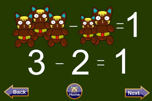 【免費教育App】Nekofamily1 Kids Maths Colors-APP點子