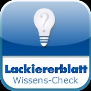 Lackiererblatt Wissens-Check