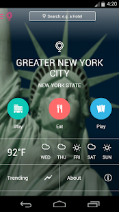 New York City Guide - Gogobot- screenshot thumbnail